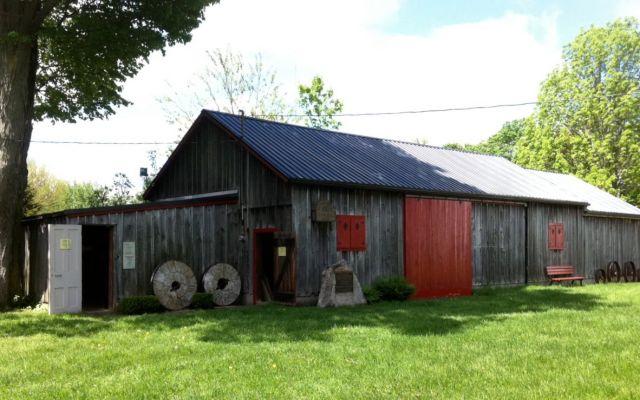 The Drive Barn