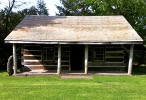 The Mason Log House