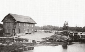 Teeterville Mill